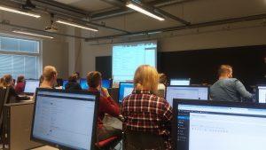 Wordpressin opettelua